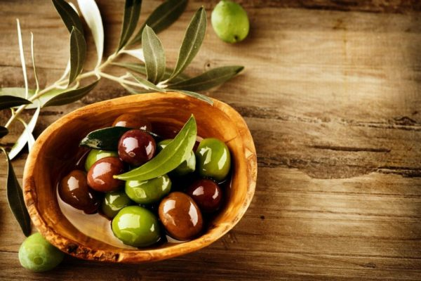 Olive: Cultivation and taste