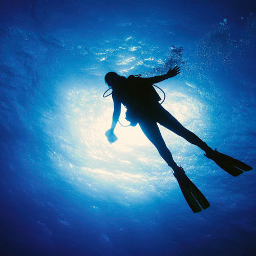 4.Diving